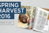 The Spring Harvest is here!