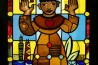 Art at St. Benedict the African reflects experience of black Catholics