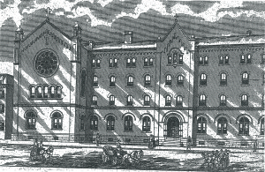 Seminary Balt-Drawing