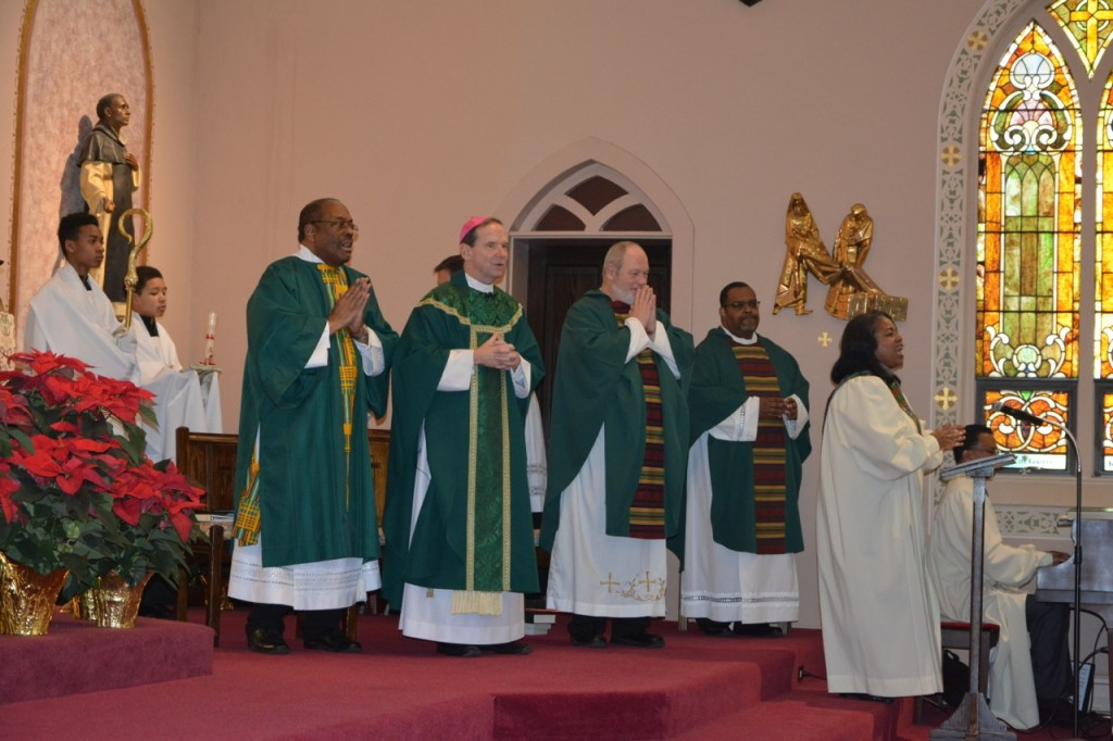 2017 MLK Mass and Reception - Jan 15 13