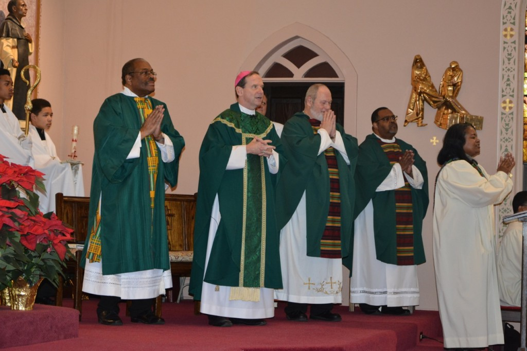 2017 MLK Mass and Reception - Jan 15 14