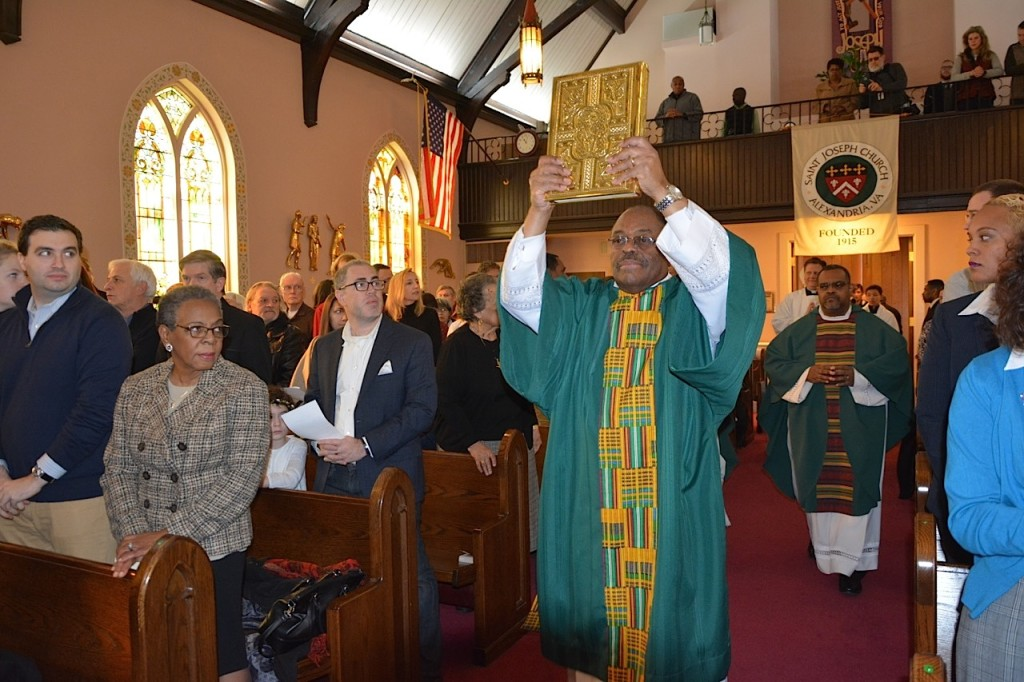 2017 MLK Mass and Reception - Jan 15 8