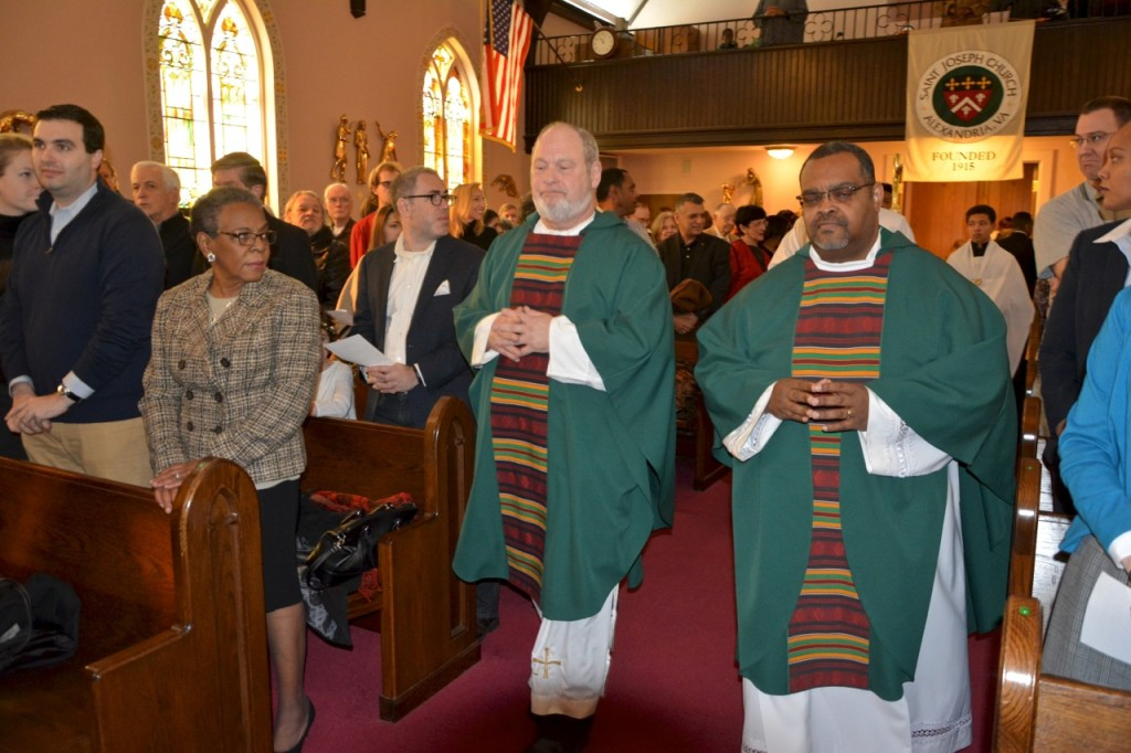2017 MLK Mass and Reception - Jan 15 9