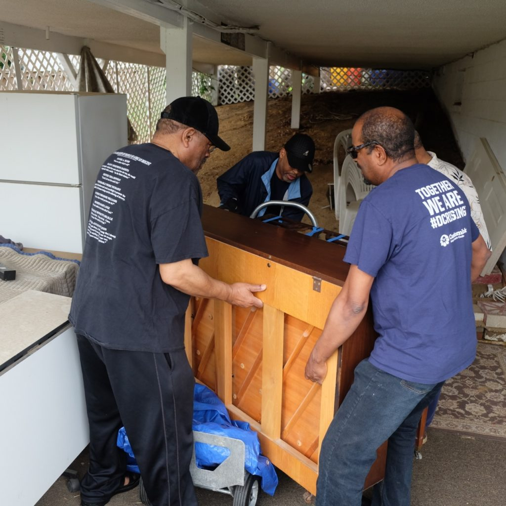 John and Linda Dogan Piano Donation to the Josephite Seminary - May 27, 2017 12