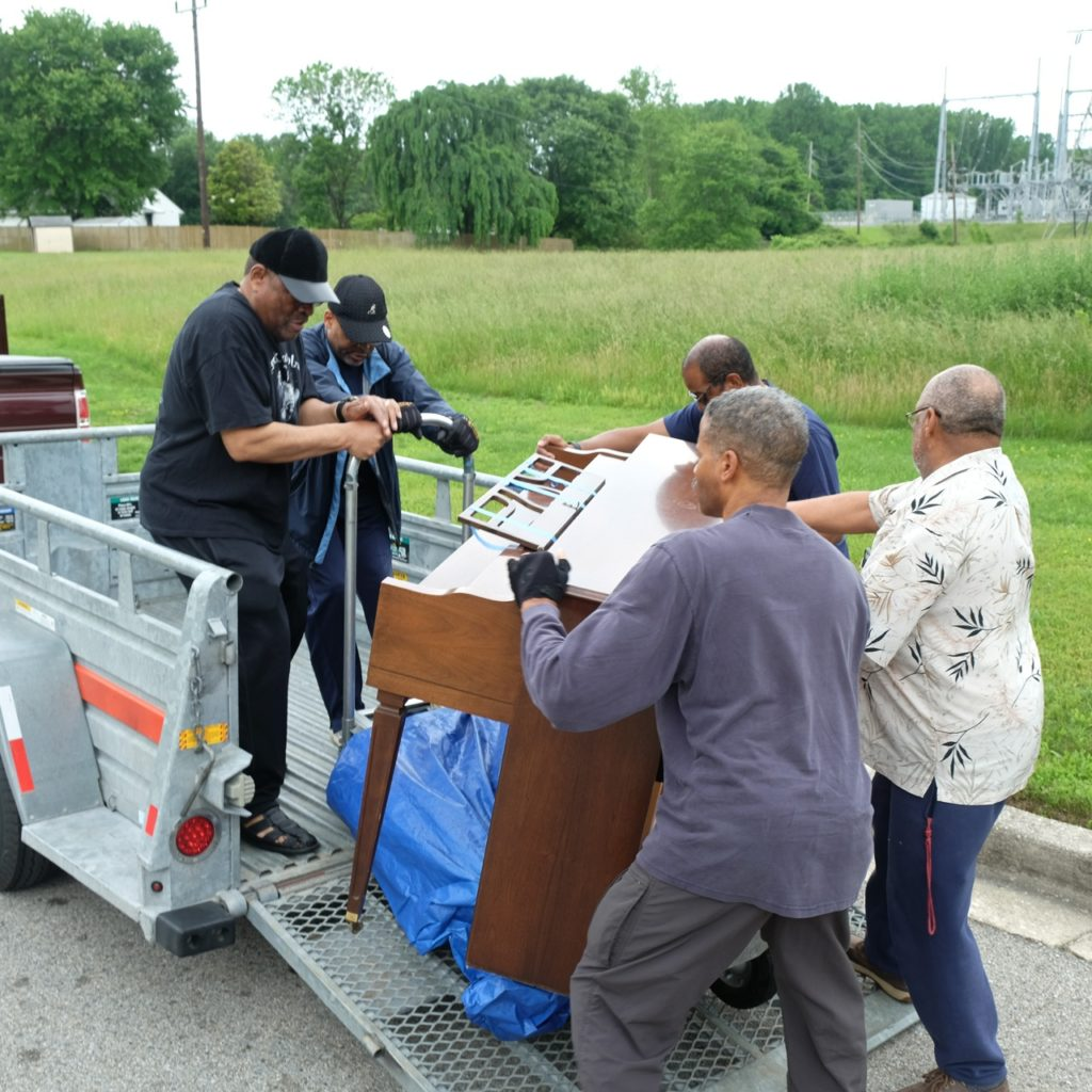 John and Linda Dogan Piano Donation to the Josephite Seminary - May 27, 2017 14