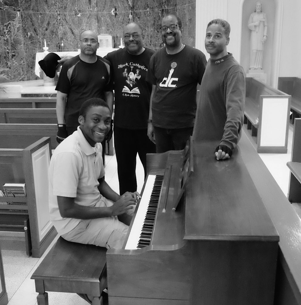 John and Linda Dogan Piano Donation to the Josephite Seminary - May 27, 2017 25