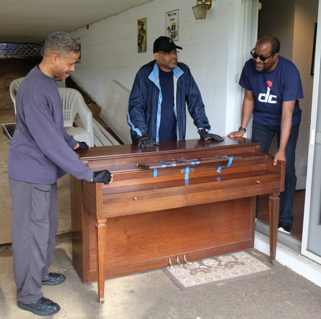 John and Linda Dogan Piano Donation to the Josephite Seminary - May 27, 2017 7