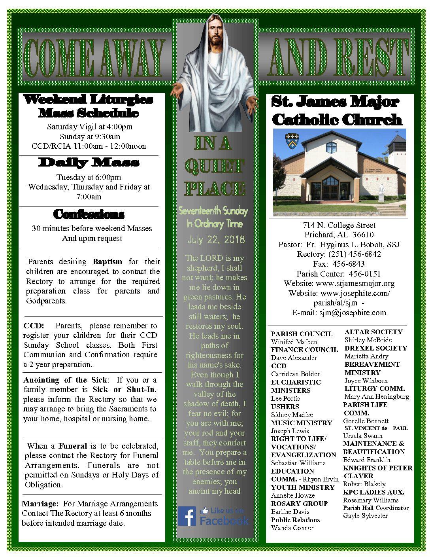 SJM Bulletin for Web(35) - Society of St  Joseph of the Sacred Heart