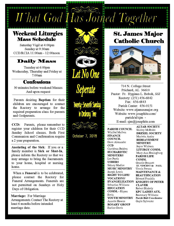 SJM Bulletin for Web(2) - Society of St  Joseph of the