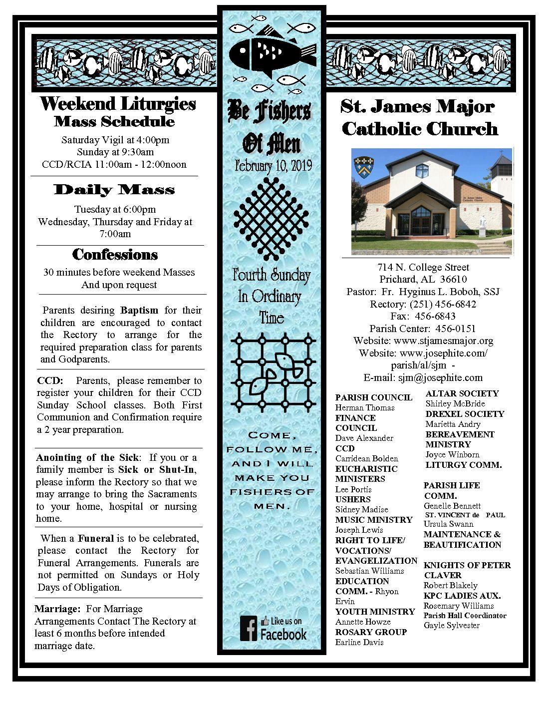 SJM Bulletin for Web (6) - Society of St  Joseph of the Sacred Heart