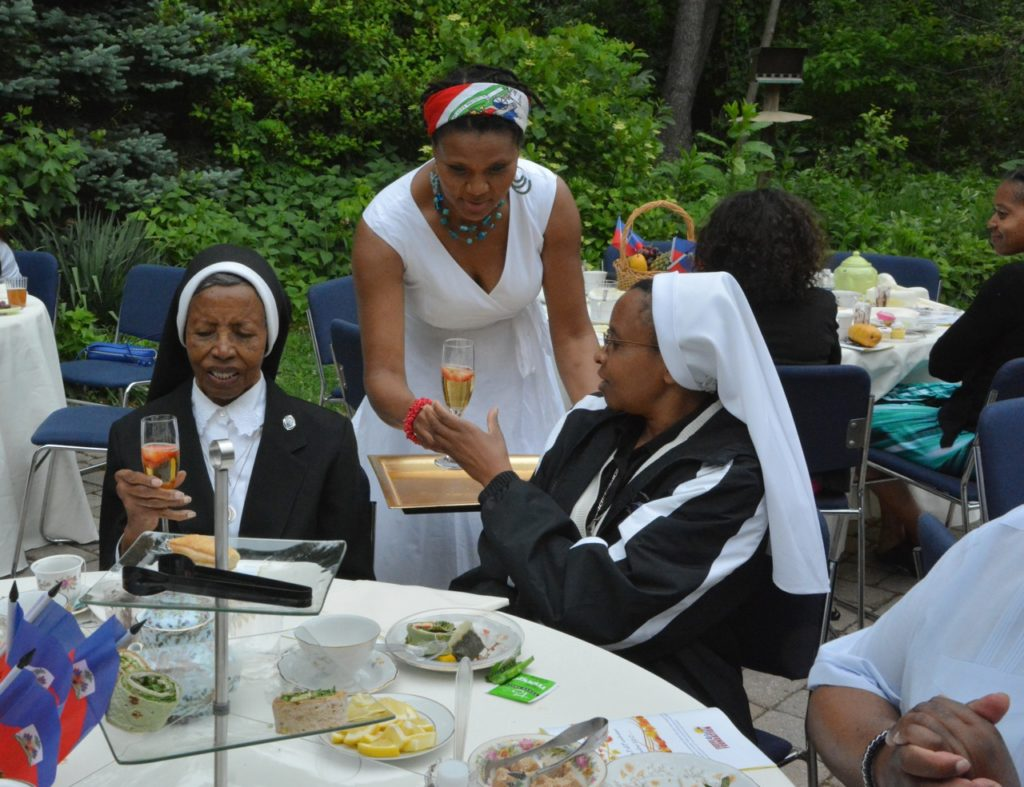 Afternoon Champagne Tea - FIEFFE 4 Haiti Foundation - May 20, 2017 56