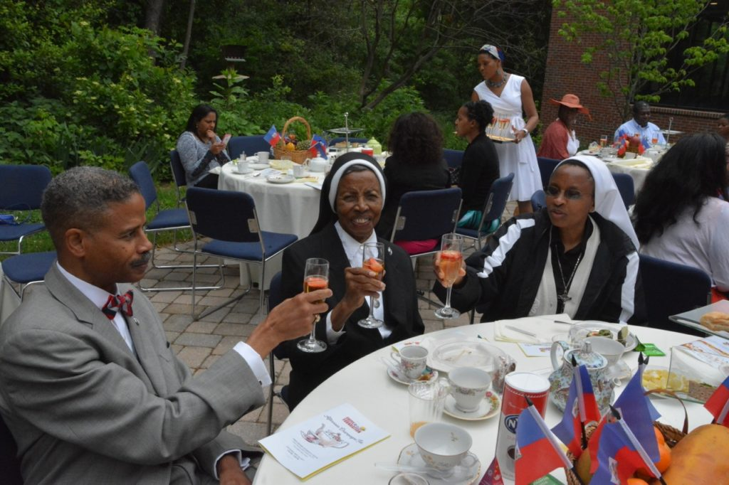 Afternoon Champagne Tea - FIEFFE 4 Haiti Foundation - May 20, 2017 67