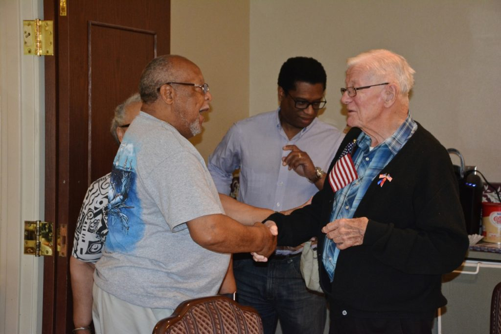 Knights of Peter Claver Council and Court 398 Honoring Josephite Military Veteran - May 29, 2017 39